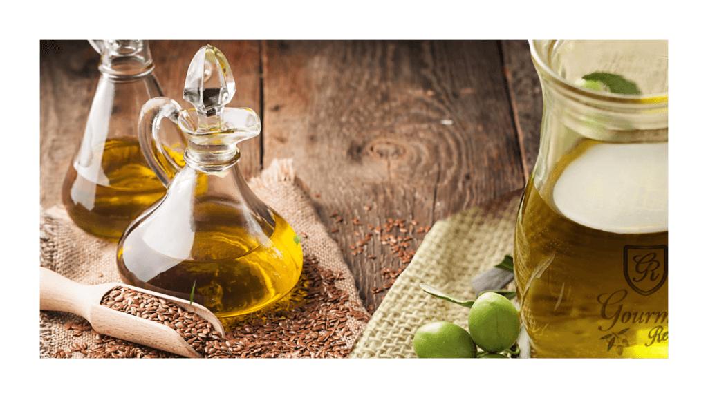 poleznye-produkty-olivkovoe-maslo-lnyanoe-maslo