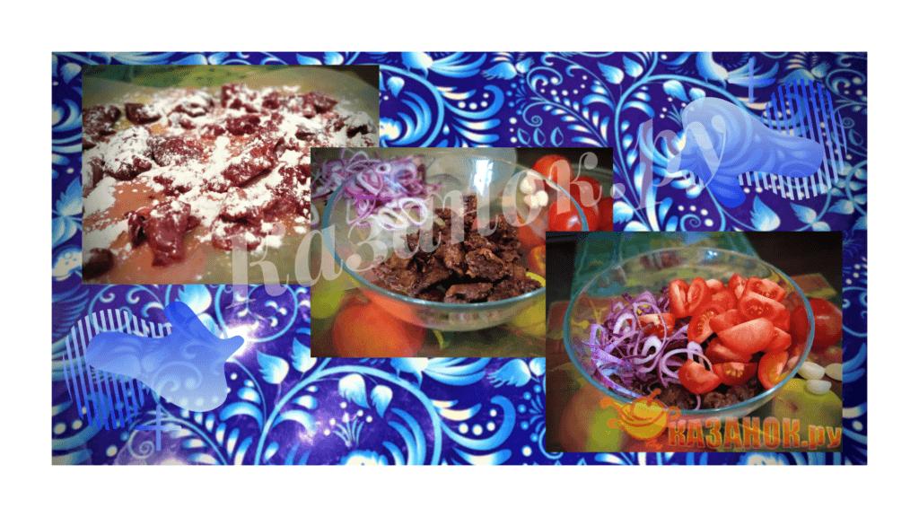 salat-s-kurinoj-pechenyu-recept
