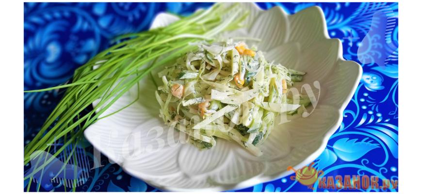 salat-iz-svezhej-kapusty-i-ogurcom